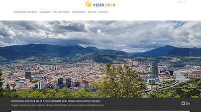 eSOFT eCMS: Desarrollo web Conferencia Visio 2018