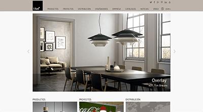 eSOFT Magento:Desarrollo web Blux